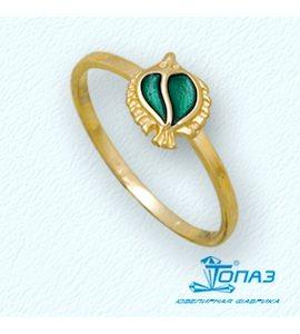 Кольцо с эмалью Т95001920