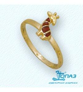 Кольцо с эмалью Т95001921