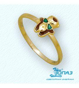 Кольцо с эмалью Т95001928