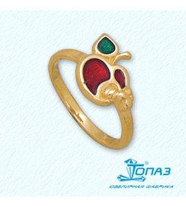 Кольцо с эмалью Т95001941