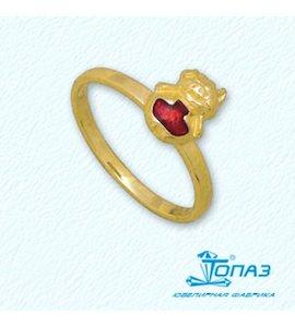 Кольцо с эмалью Т95001942