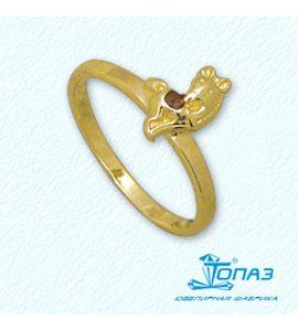 Кольцо с эмалью Т95001969