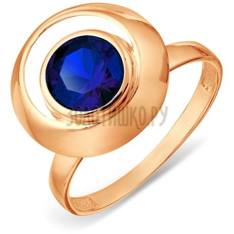 Кольцо с корундом Т102017874-01