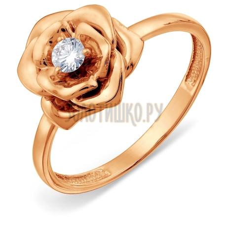 Кольцо с бриллиантом Т111018006