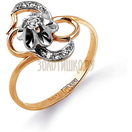 Кольцо с бриллиантами Т131014372