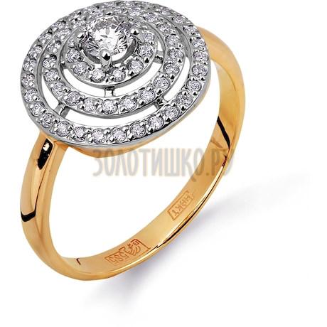 Кольцо с бриллиантами Т131014611