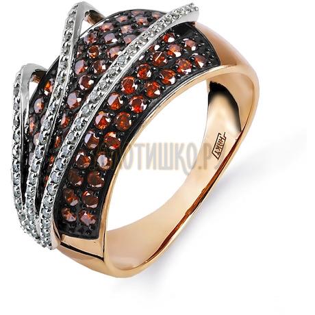 Кольцо с бриллиантами Т131014769-1