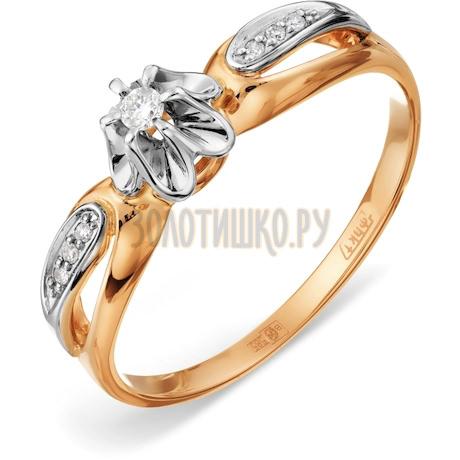 Кольцо с бриллиантами Т131016186