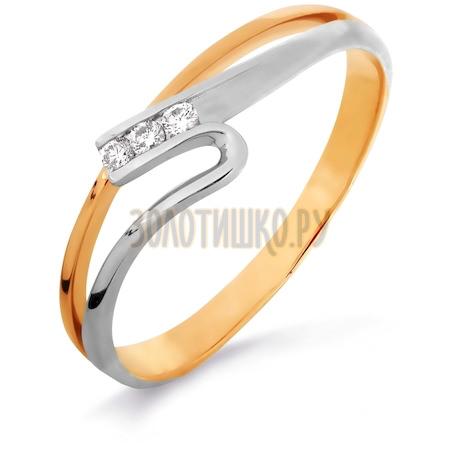 Кольцо с бриллиантами Т131016272