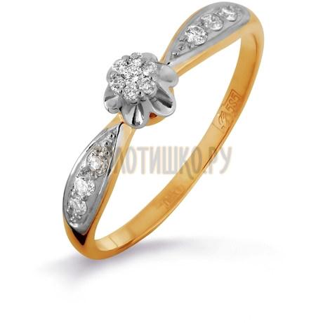 Кольцо с бриллиантами Т131016360