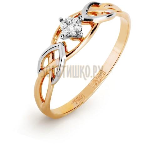 Кольцо с бриллиантами Т131017003