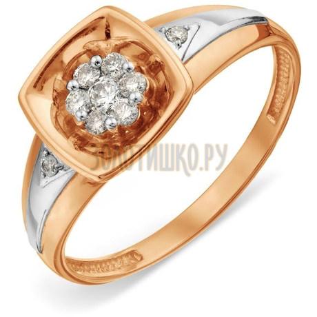 Кольцо с бриллиантами Т131018901