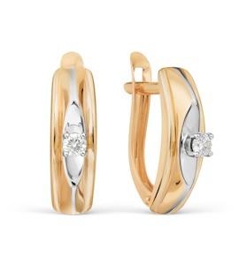 Серьги с бриллиантами Т131029834
