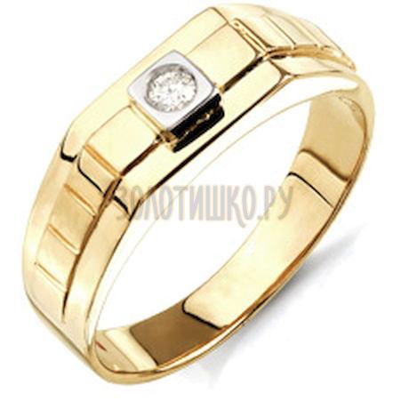 Кольцо с бриллиантом Т131043120