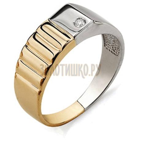 Кольцо с бриллиантом Т131043123