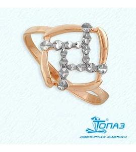 Кольцо из красного золота Т140612426