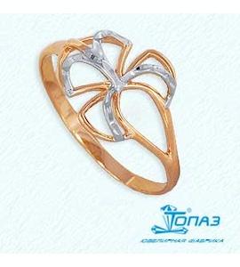 Кольцо из красного золота Т140612518