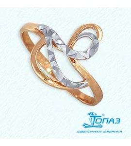 Кольцо из красного золота Т140612538