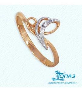 Кольцо из красного золота Т140612542