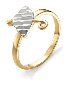 Кольцо из красного золота Т140613592