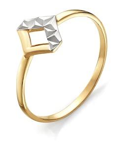 Кольцо из красного золота Т140613594