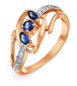 Кольцо с изумрудами и бриллиантами Т141011331_2