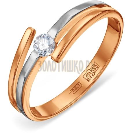 Кольцо с бриллиантом Т141011535