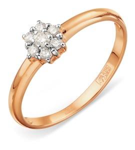 Кольцо с бриллиантами Т141011962