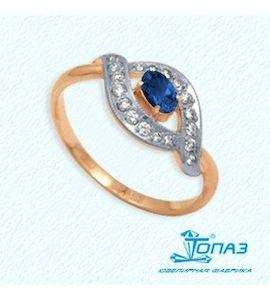 Кольцо с рубином и бриллиантами Т141012053-1_2