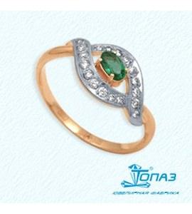 Кольцо с сапфиром и бриллиантами Т141012053-1_3
