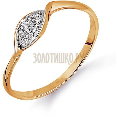 Кольцо с бриллиантами Т141014000