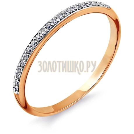 Кольцо с бриллиантами Т141014006