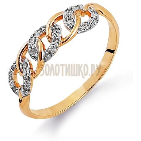 Кольцо с бриллиантами Т141014011