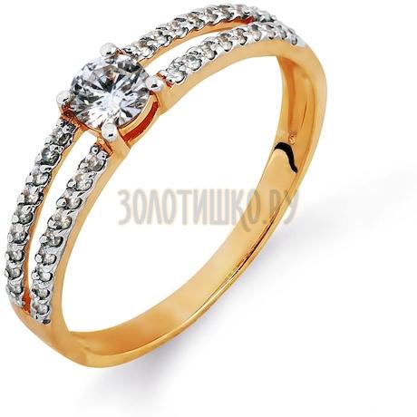 Кольцо с бриллиантами Т141014683
