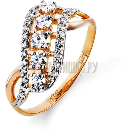 Кольцо с бриллиантами Т141014692