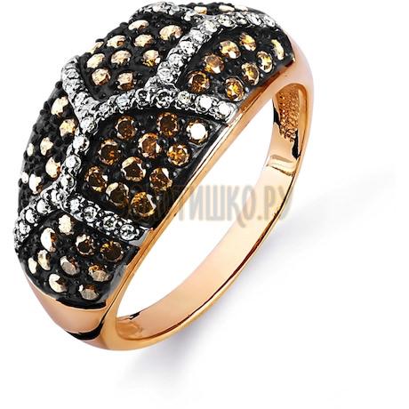Кольцо с бриллиантами Т141014765-01