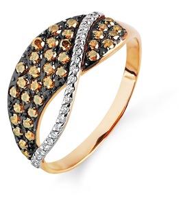 Кольцо из красного золота Т141014766-01
