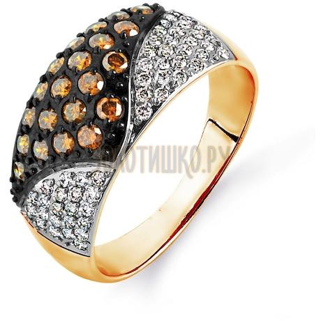 Кольцо с бриллиантами Т141014770-01