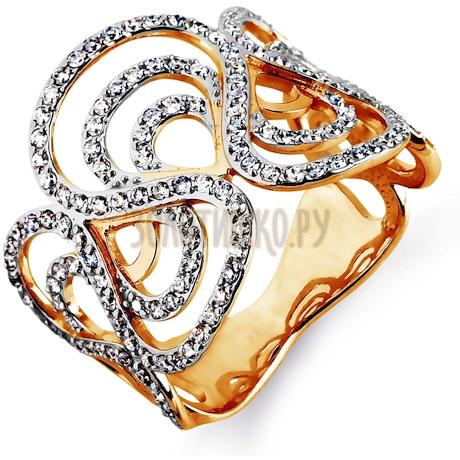 Кольцо с бриллиантами Т141014802
