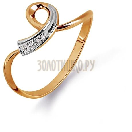 Кольцо с бриллиантами Т141014912