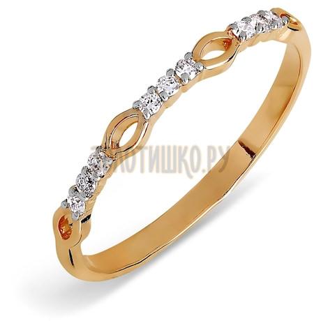 Кольцо с бриллиантами Т141015210
