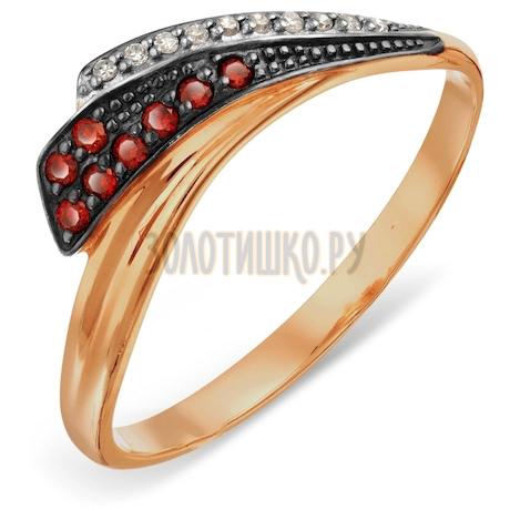 Кольцо с бриллиантами Т141016221