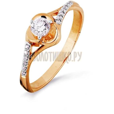 Кольцо с бриллиантами Т141016412