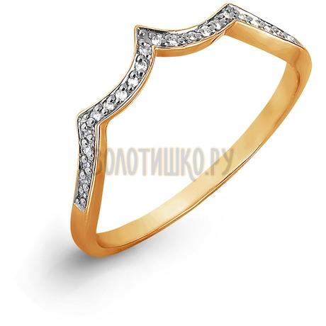 Кольцо с бриллиантами Т141017116