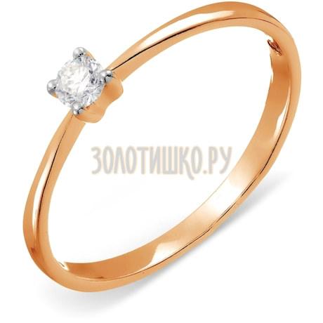 Кольцо с бриллиантами Т141017498