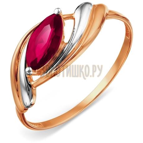 Кольцо с корундом Т141018248-02
