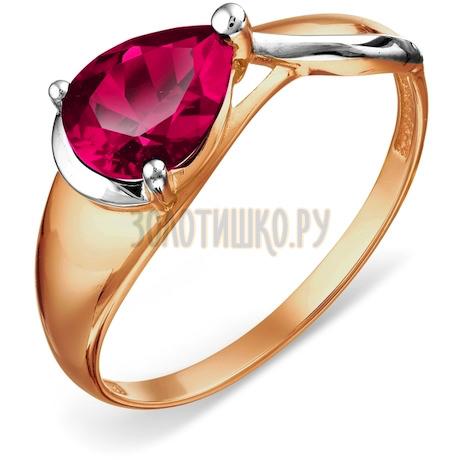 Кольцо с корундом Т141018249-02