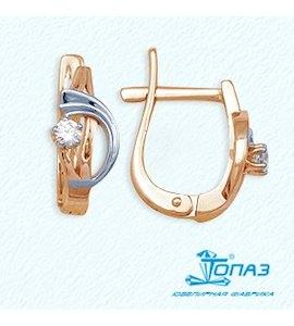 Серьги с бриллиантами Т141021937