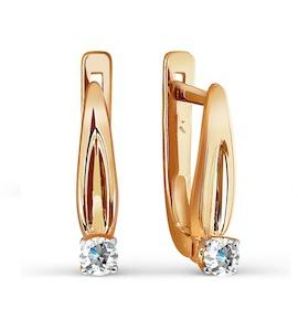 Серьги с бриллиантами Т141026726