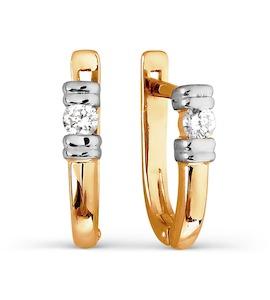 Серьги с бриллиантами Т141026731